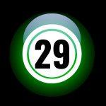 El número 29: apodo, significado y curiosidades