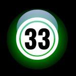 El número 33: apodo, significado y curiosidades