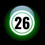 El número 26: apodo, significado y curiosidades