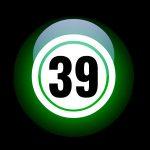 El número 39: apodo, significado y curiosidades