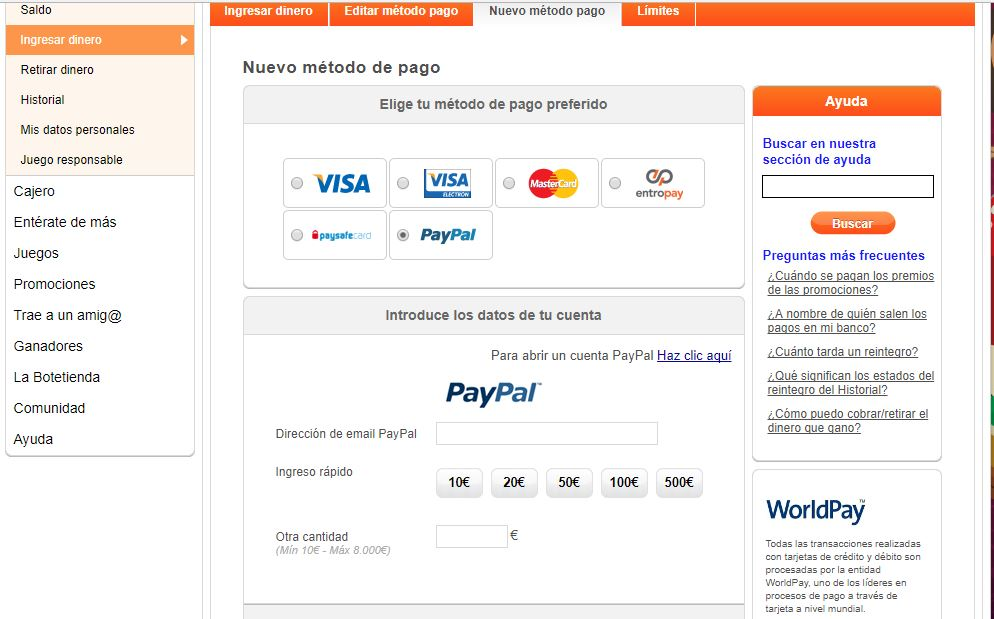 depositar-dinero-paypal
