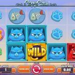 Copy cats, la tragaperras online de YoBingo