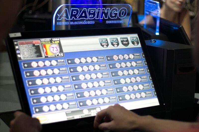 Bingo Universo Barbastro