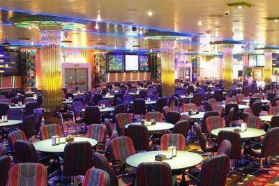 Mesas del Bingo Las Vegas